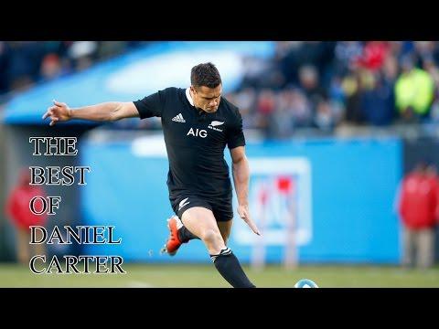 Daniel Carter - Career Highlights