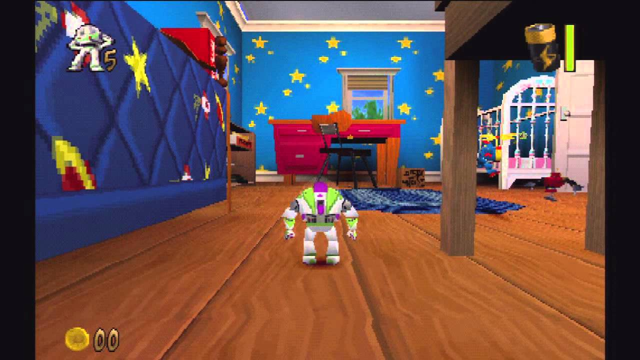 Scarecrow Toy Story 3 Game : Toy story buzz lightyear to the rescue ps gameplay