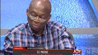 EC Probe - Newsfile on JoyNews (20-1-18)