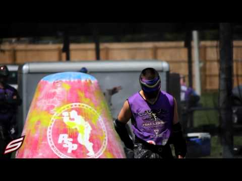 Art Chaos Moscow vs Tampa Bay Damage | 2014 PSP MAO Scrimmage | 39 Mins of Raw Paintball Footage