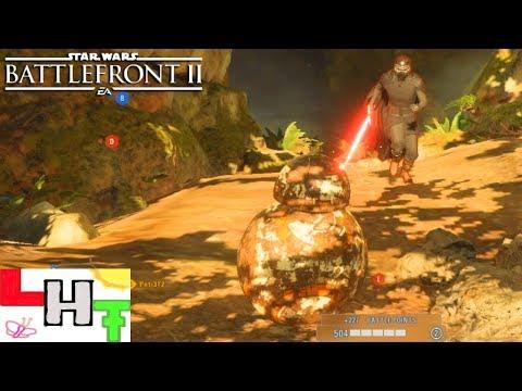 ÚJ HŐSÖK: BB-8 ÉS BB-9E! | STAR WARS Battlefront II Multiplayer