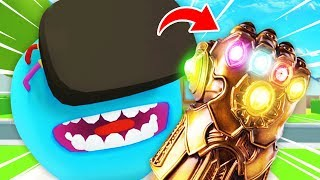 MEESEEKS CREATES THE INFINITY GAUNTLET (Rick and Morty: Virtual Rick-ality Funny Gameplay)
