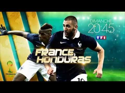France Honduras Dimanche 20h45 Tf1 12 6 2014 Coupe Du Monde Fifa Football Bresil video
