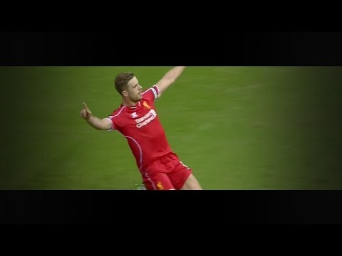 Jordan Henderson vs Burnley (H) 14-15 HD 720p by i7xComps