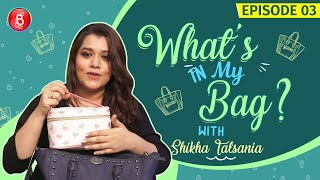 Shikha Talsania Wants To Steal Some Magical Makhana From Kareena Kapoor | What's In My Bag?
