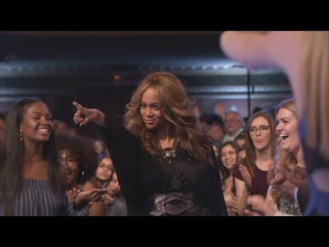 'America's Got Talent' Season 12 First Look: See Tyra Banks in Action as Host!