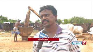 Traditional method followed to extract edible oil at Tirunelveli | News7 Tamil