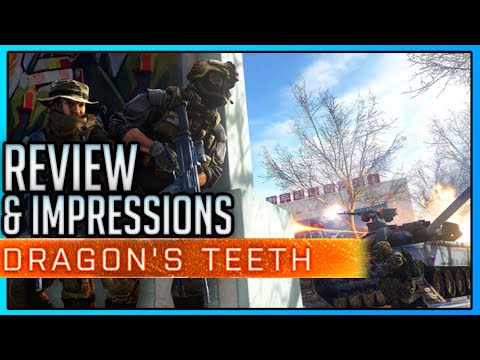 Battlefield 4: Dragons Teeth Gameplay Thoughts. Review. and Impression (BF4 New DLC)
