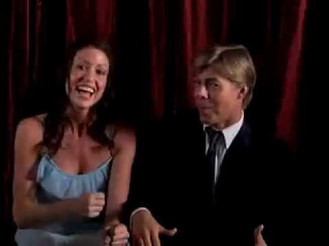Foxtrot Spoof-Shannon Elizabeth & Derek Hough