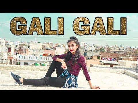 KGF: Gali Gali Song | Dance Video | Neha Kakkar | Mouni Roy | Muskan Kalra Choreography