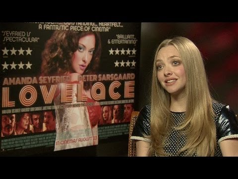 Amanda Seyfried on Lovelace: 'I can't judge porn' - interview