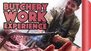 Becoming A World Class Butcher...