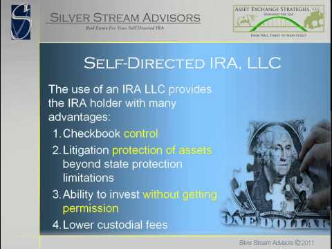 Leveraging Your IRA To Buy Real Estate | Dan Cordoba | www.SlvrStream.com