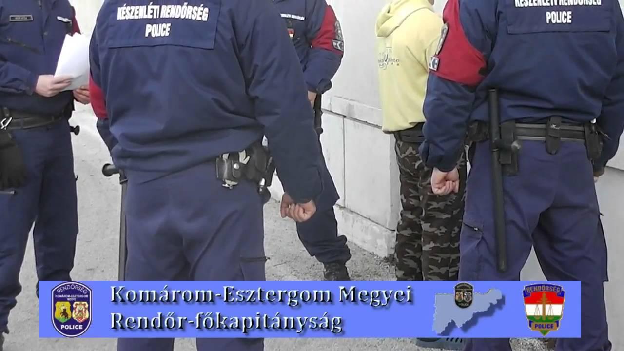 Elfogták az idős tatai férfit agyonverő bandát - videó