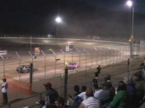 Races at Ogilvie MN 7 11 09 Video 4