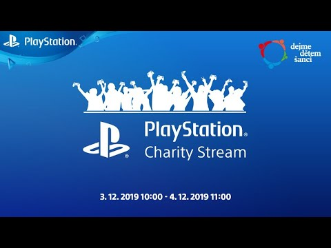 PlayStation Charity Stream