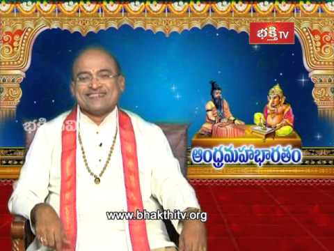 Andhra Mahabharatam - Salya Parvam (Episode 1315 | Part 2)