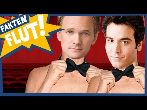 BARNEY & TED NACKT IM THEATER?! | How I met your Mother Faktenflut