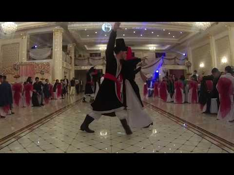 UYGUR DANCE, уйгурский танец Долан, Ансамбль ДОЛАН