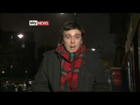 London Resident Unhappy About Olympic Missile Plan