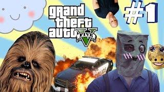 ВЫЖИВАЙ ИЛИ КАК НЕ НАДО ИГРАТЬ  | GTA 5 (PC) #1