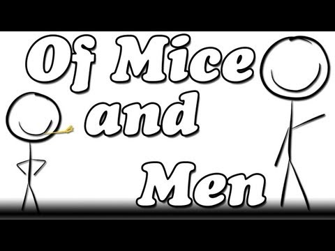 Of Mice And Men By John Steinbeck (review) - Minute Book Report video