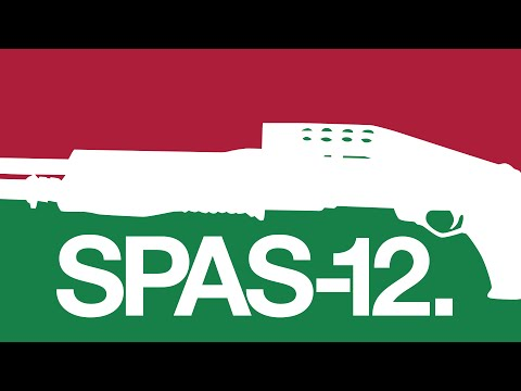 SPAS-12 В ИГРАХ