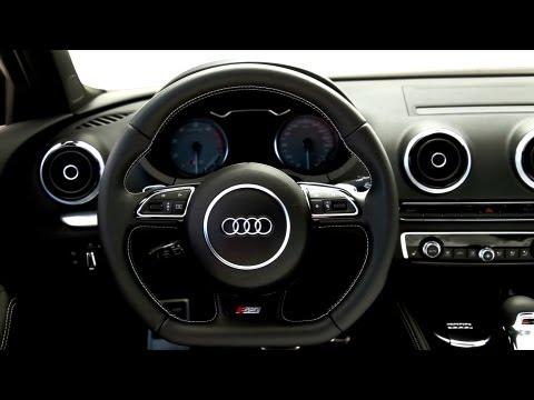 2015 Audi S3 Sedan интерьер