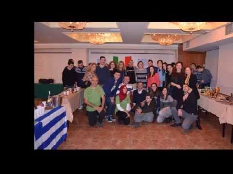 EUROSUD ERASMUS + Mainstream health , mainstream gender . Athens, Greece 16- 23 February 2015