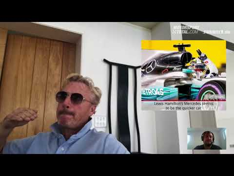 A Drink With Eddie Irvine, Episode #03 (On Singapore '17 & beating Schumacher in Melbourne '96)