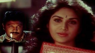 Meenakshi Seshadhri Recites Prabhu's Poetry   Tu Hi Mera Dil (1994)   Scene 18/28