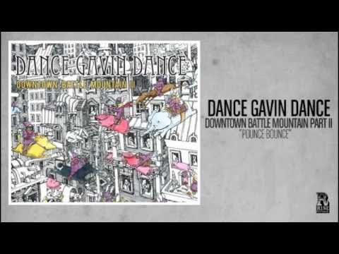 Dance Gavin Dance - Pounce Bounce