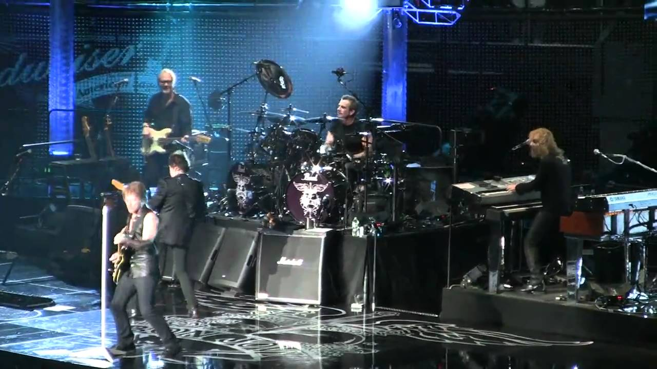 Bon Jovi Runaway Live At Madison Square Garden 2011 Hd