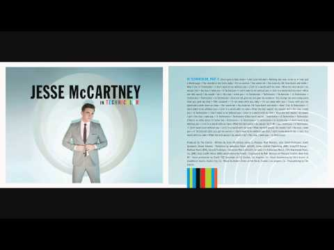 Jesse Mccartney In Technicolor