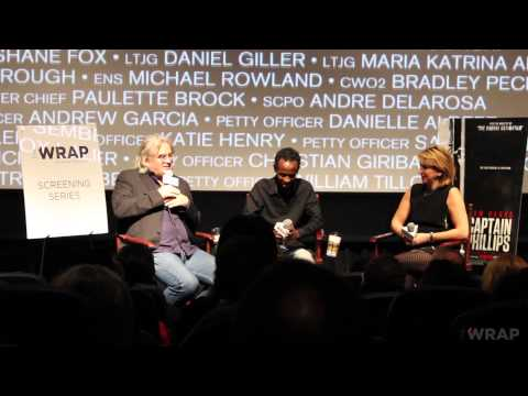 'Captain Phillips' Director Paul Greengrass Says 'Everyone Puked'