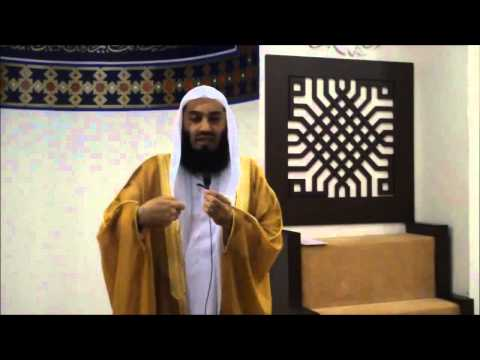 Mufti Ismail Menk - Practical Marriage advice