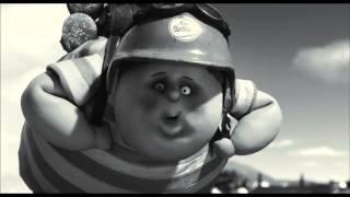 """Frankenweenie de Disney - Extrait """"L'expérience de vol"""""""