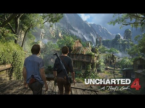UNCHARTED 4: A Thief's End | Story Trailer | PS4