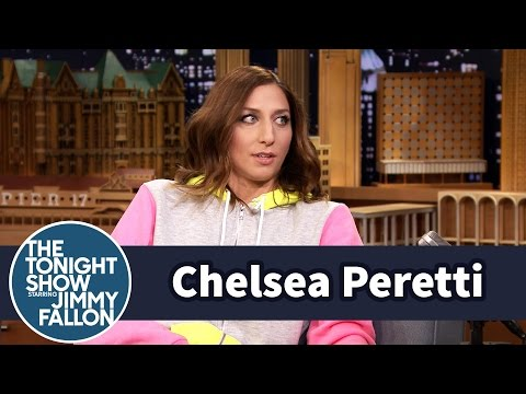 Chelsea Peretti Confuses Herself with Nicole Kidman