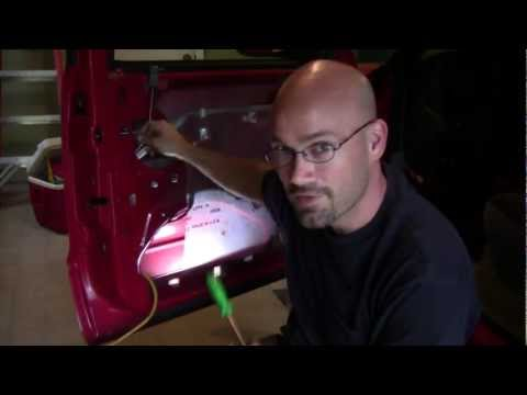 How To Change a Door Lock Actuator on a Dodge Dakota - Part 1