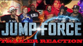 Jump Force Trailer (E3 2018) - Group Reaction