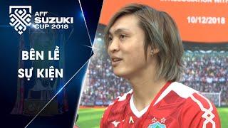 Tuấn Anh và các tuyển thủ U23 gửi lời chúc đến ĐT Việt Nam trước trận chung kết | VFF Channel