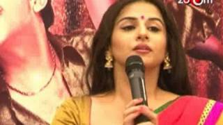 Vidya Balan's fans livid with her nude sketches