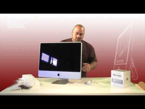 Unboxing Live 045: Apple iMac 2009