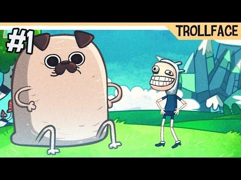 ВСЕ СЕКРЕТНЫЕ УРОВНИ - Troll Face Quest TV Shows ПРОХОЖДЕНИЕ ВСЕХ УРОВНЕЙ