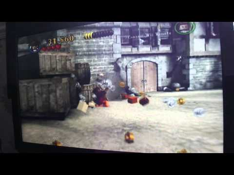 Chapter 1-2 - Lego Pirates Of The Caribbean Walk Through Wii Part 2 video
