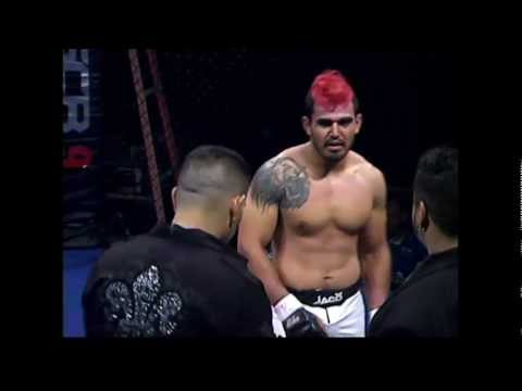 Steel City Rumble Cage Fighting 9 - Jose Caro vs Travis Bye - II