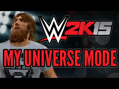 My Wwe 2k15 Universe Mode - Episode 2 - Storied Rivalries video