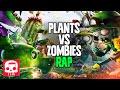 """Plants Vs. Zombies GW Rap By JT Music   """"Caught Up In Garden Warfare"""""""