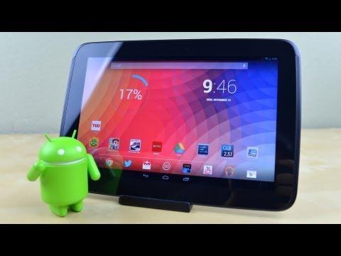 Google Nexus 10 Review!